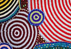 Xenobia Bailey, Aesthetics of Funk, Northwest African American Museum © 2011 Robert Wade